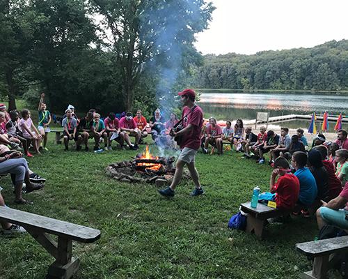 Summer Overnight Camp<br>June 7-12, 2020